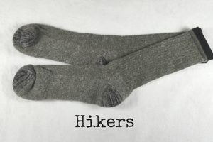 alpaca hiker sock